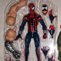 Marvel Legends Scarlet Spider
