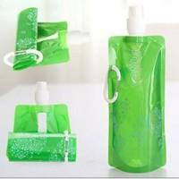 Vapur-Botol Minuman Lipat Portable