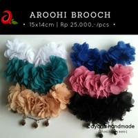Aroohi Brooch