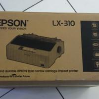 EPSON LX310 PRINTER DOT MATRIX