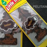 Parfum Mobil Little Trees Cemara Leather Pengharum Surabaya