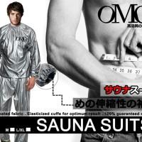 WCF7 Baju Sauna Suit OMG Jaket Celana Olah Raga Pria Wanita Best Qual