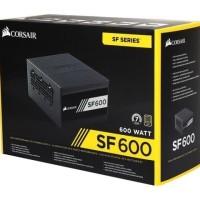CORSAIR SF600 - SMALL FACTOR 600W SFX 80+ GOLD FULLY MODULAR PSU PC