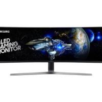 "Samsung Monitor 49"" QLED Gaming Curved (CHG90)"