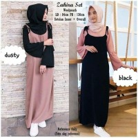 2018 SETELAN ZAHIRA 2 IN 1 | Fashion Muslim wanita soleha