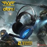 Armaggeddon Headset Gaming Ultimate 2.1 Atom 1
