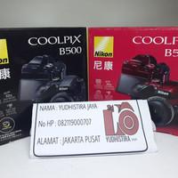 Nikon COOLPIX B500 resmi Alta NIKINDO