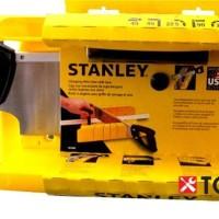 Gergaji sudut/ Clamping/ Klem Mitre Box Stanley untuk Original