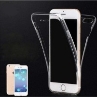 360 DEGREE TPU SLIM SILICONE CASE IPhone 8 plus
