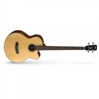 Cort Ab-850F-Nat E-Acoustic Bass