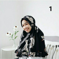 Hijab Instan by HProjects, 100% Termurah