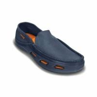 Harga premium sepatu crocs tideline sport canvas sepatu sandal pria   WIKIPRICE INDONESIA