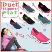 TERBARU SALE Crocs Duetsport Skimmer SALE sepatu sandal pria wanita