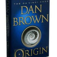 Buku Novel Origin - Dan Brown
