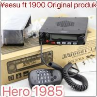 Yaesu Ft 1900R Original Produk Diskon