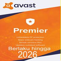 Antivirus Avast premier key license aktif hingga 5 tahun !!! TERMURAH