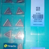 Insert TPKR 2204 PDR-EM TT8020 merk Taegutec baru