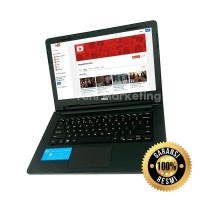 Laptop Dell Inspiron 3462 -RAM 4GB-HDD 500GB-RESMI-BLACK Ubuntu