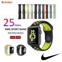 iWATCH 38 / 42 mm SPORT NIKE Strap Replacement Case Tali Silicone