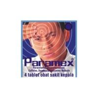 PARAMEX TABLET 4'S