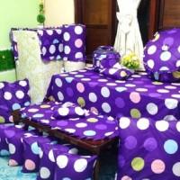 Dekorasi Cantik Rumah motif Bubblegum + 5pcs isi Bantal Sofa u Murah