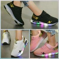 Sepatu Anak Thunder Premium Import Murah Lampu LED