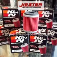 K&N Filter Oli Yamaha XMAX 250