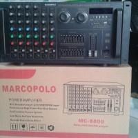 Ampliefier Marcopolo Mc 8800 Mantap Suara Aduhai Diskon