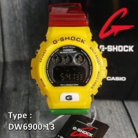 Jam / LIMITED EDITION !!! G-Shock CASIO BobMarley Jamaica Rainbow digi