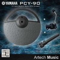Yamaha DTX PCY90AT / PCY-90-AT E-Cymbal Elektrik untuk Drum Electric