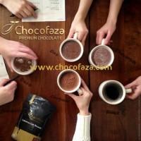 Ready Stock Coklat Bubuk Premium Chocofaza Dark Chocolate 300 Gr