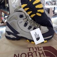Sepatu the nort face tnf goretex vibram original vietnam hiking boot