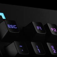 New Logitech G810 Orion Spectrum RGB Mechanical Gaming Keyboard Promo