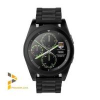 Smart watch G6 - Heart Rate Smartwatch G6 Jam Pintar Stainless Black