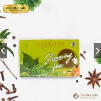 Mustika Ratu Slimming Tea Honey Lime 15s