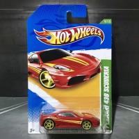 Hot Wheels Ferrari 430 Scuderia Treasure Hunt