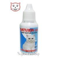 Obat Batuk Kucing Sesak Nafas Flu Asma Batuxin
