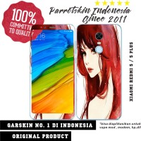 Garskin skin case Xiaomi Redmi  3 4 5A 5 / 5 Plus Girl ed All type HP