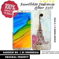 Garskin skin case Xiaomi Redmi 5 / 5 Plus Paris ed All type HP