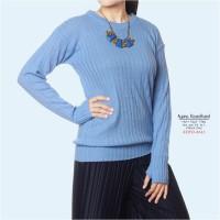 Ayana Roundhand Blue / Rajut Roundhand Murah / Pusat Grosir Rajut