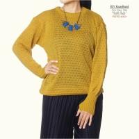 Rey Roundhand Yellow / Rajut Roundhand Ariel / Rajut Ariel Cewe