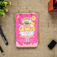 Genius Card: Kosakata