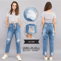 CKEY JOGGY BF JEANS