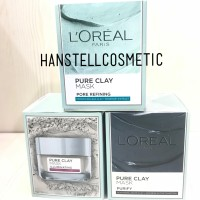 Harga Loreal Clay Mask Travelbon.com