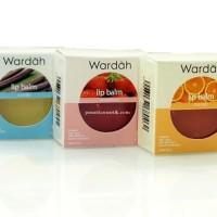 Wardah Lip Balm / Lipbalm / Lipgloss/ pelembab bibir / lipstik