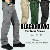 CELANA TACTICAL BLACKHAWK/ BLACK HAWK/ CELANA ARMY/ PDL