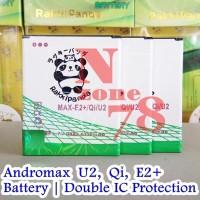 Baterai Andromax E2+ E2 Plus Double Power Protection Garansi 1 Tahun