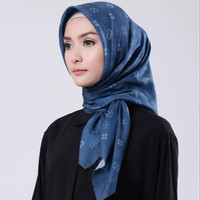 Buttonscarves Monogram Voile Scarf