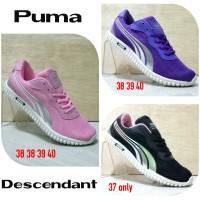 Puma Womens Nova Cherry Bombs S. TSAI powder puff puma black 369560 01