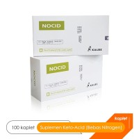 NOCID - Suplemen Keto Acid (bebas nitrogen)